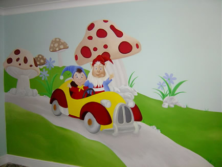 noddy nursary